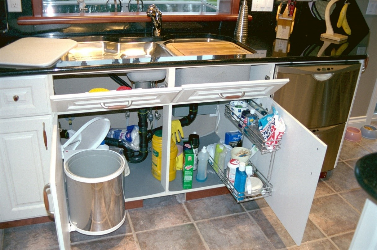 Kitchen Sink Shelf Organizer 10 Functional Accessories You Can Add To Your Kitchen This Weekend