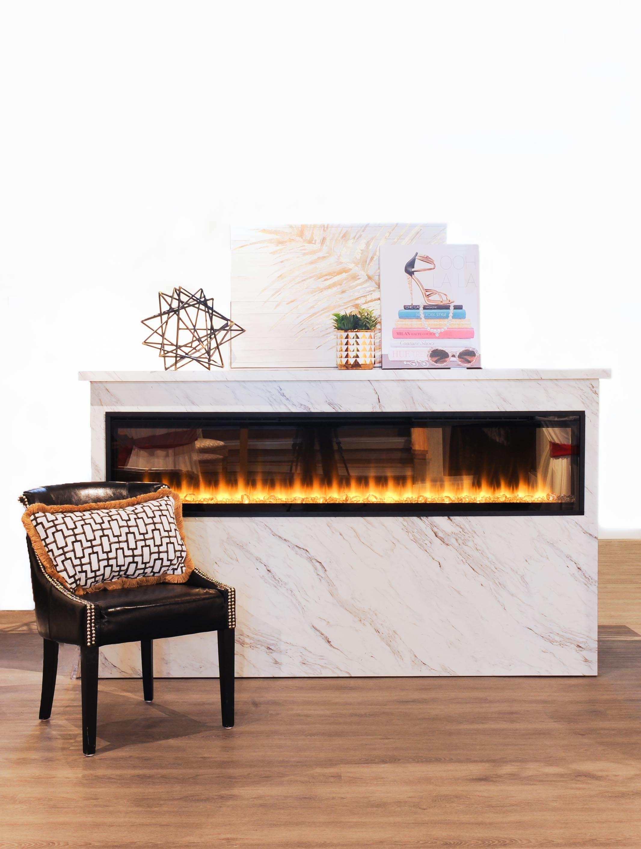 w lg tv oh dealer best ashley store stand fireplace option mentor furniture product evanni