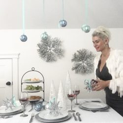 3 Steps To Creating A Glamorous Holiday Table