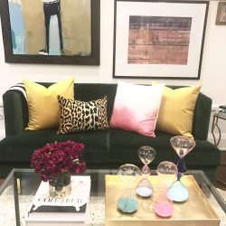 Home Tour and Adding Drama To Your Dining Room