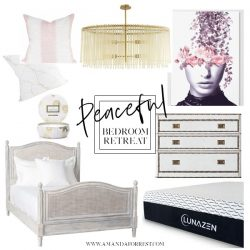 3 Easy Ways To Create A Peaceful Bedroom Retreat